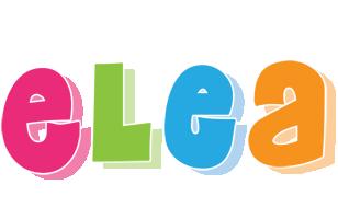 Elea friday logo