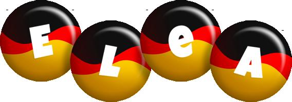 Elea german logo