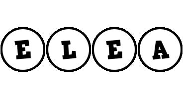 Elea handy logo