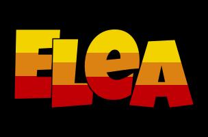 Elea jungle logo