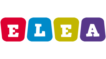Elea kiddo logo