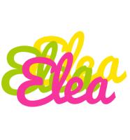 Elea sweets logo