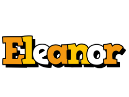 Eleanor cartoon logo