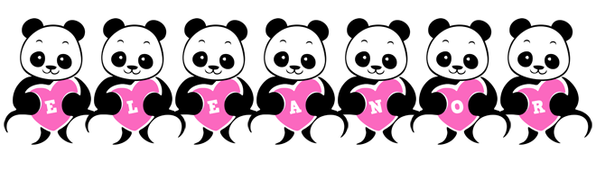 Eleanor love-panda logo