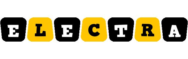 Electra boots logo