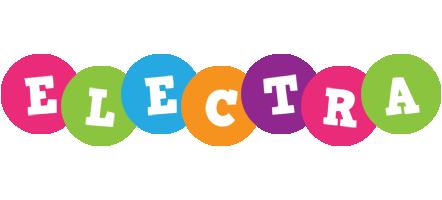 Electra friends logo