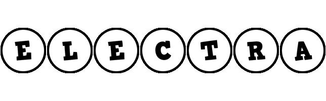Electra handy logo