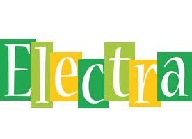 Electra lemonade logo