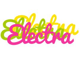 Electra sweets logo