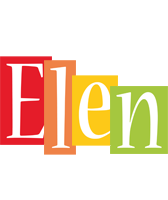 Elen colors logo