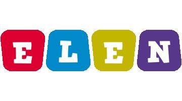 Elen daycare logo