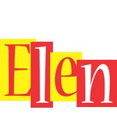 Elen errors logo