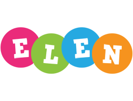 Elen friends logo