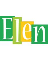 Elen lemonade logo