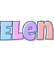 Elen pastel logo