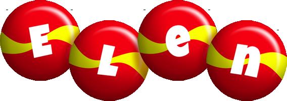 Elen spain logo