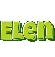 Elen summer logo