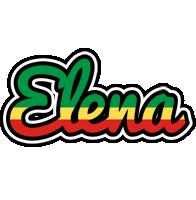 Elena african logo