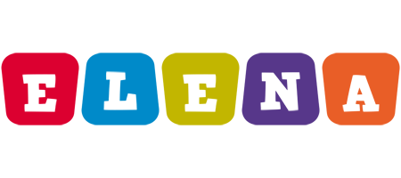 Elena daycare logo
