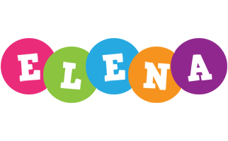 Elena friends logo