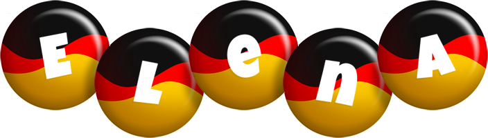 Elena german logo