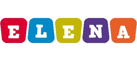 Elena kiddo logo