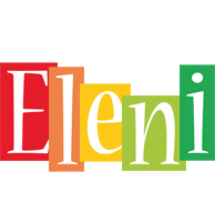 Eleni colors logo