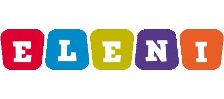 Eleni daycare logo
