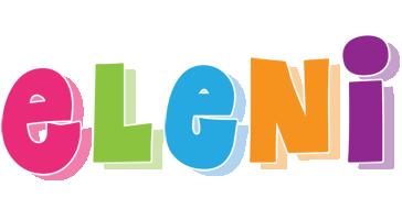 Eleni friday logo