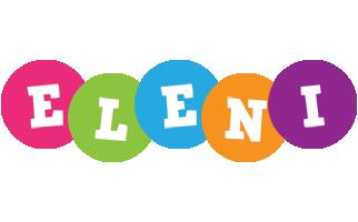Eleni friends logo