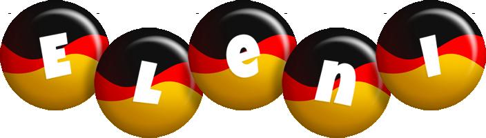 Eleni german logo