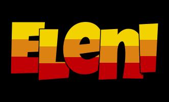 Eleni jungle logo