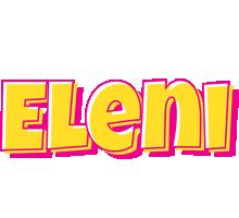 Eleni kaboom logo