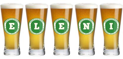 Eleni lager logo
