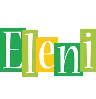 Eleni lemonade logo