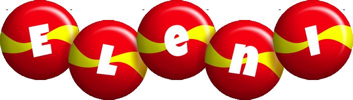 Eleni spain logo