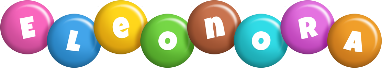 Eleonora candy logo