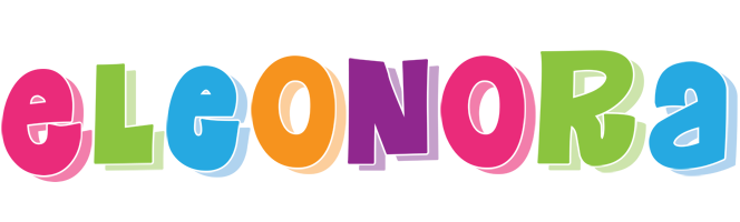 Eleonora friday logo
