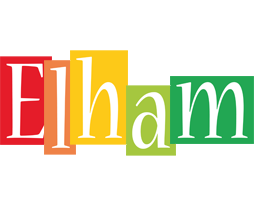 Elham colors logo