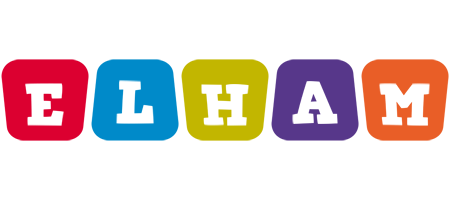 Elham kiddo logo