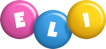 Eli candy logo