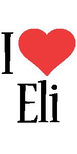 Eli i-love logo