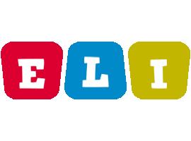 Eli kiddo logo