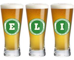 Eli lager logo