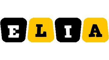 Elia boots logo