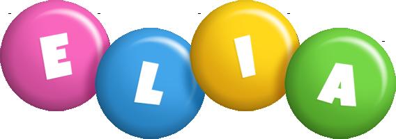 Elia candy logo