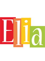 Elia colors logo