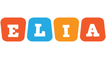 Elia comics logo