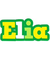 Elia soccer logo