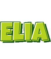 Elia summer logo